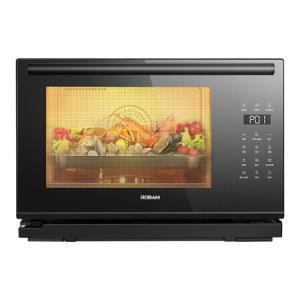 老板(Robam)蒸箱烤箱二合一 家用多功能台式蒸烤一体机烘焙电蒸汽烤箱KZTS-24-CT73A2999元