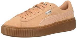 PUMA 女士麂皮防水台运动鞋 195.99元