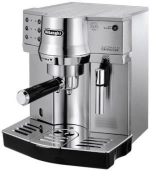 DeLonghi 德龙 EC 860.m 意式浓缩过滤咖啡机(1450 W)银色 1996.33元