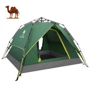 骆驼帐篷户外3-4人 全自动帐篷 *3件 373.2元(合124.4元/件)