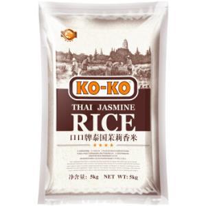 KOKO泰国茉莉香米红版5kg*2件    98.85元(合49.43元/件)