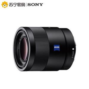 SONY 索尼 Sonnar T* FE 55mm F1.8 ZA 全画幅蔡司定焦微单镜头4549元包邮