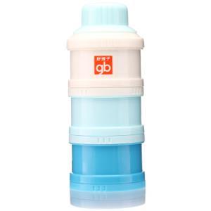 gb好孩子三层奶粉盒(魅力蓝) 奶粉储存盒 *6件142元(合23.67元/件)