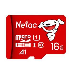 Netac 朗科 P500 16GB Class10 TF内存卡 17.5元
