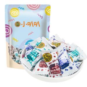 徐福记 小叭叭 浓奶球糖 450g *4件 73.6元(合18.4元/件)