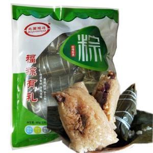 东北新鲜粽子蜜枣粽子红豆粽子端午即食手工大红枣糯米甜粽子包邮  券后28.8元