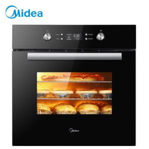 美的 (Midea)  65L 家用大容量专业烤箱 小嘿EA0565GC-01SE 1979元(需用券)