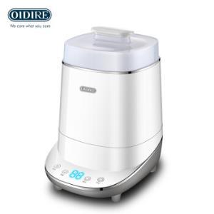 OIDIRE 婴儿奶瓶消毒器烘干二合一  智能宝宝奶瓶蒸汽消毒锅 宝宝消毒柜 ODI-XDQ1 119元
