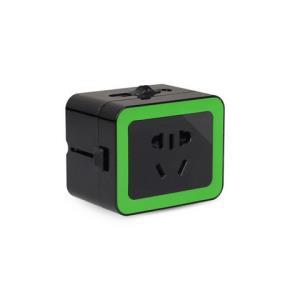 wonplug万浦双USB快充多功能转换插头(送赠品) 48元包邮(需用券)
