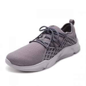 Skechers斯凯奇男鞋 新款透气网面低帮鞋 舒适缓震运动鞋 186元