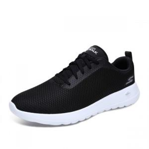 Skechers斯凯奇男鞋GO WALK Max系列轻质绑带健步鞋 轻质运动鞋 179.25元
