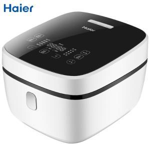 海尔(Haier)电饭煲电饭锅家用4升多功能智能预约煲粥保鲜保温全息触控HRC-FS40D39 *2件 566元(合283元/件)