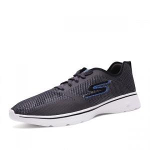 Skechers斯凯奇男鞋新款轻质舒适健步鞋 镂空网布运动鞋 186.75元