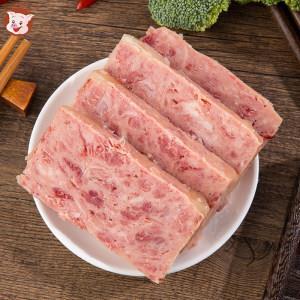 小猪呵呵 火腿午餐肉罐头 198g*3 猪肉含量≥90%  29.8元包邮