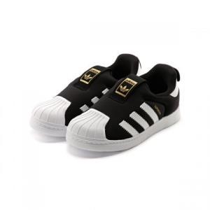 三叶草系列SUPERSTAR 男小童经典鞋贝壳头板鞋295元