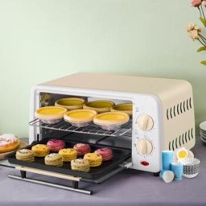 KONKA/康佳KAO-T12C(配烘焙礼包)电烤箱家用多功能迷你烤箱烘焙蛋糕12L小烤箱109元