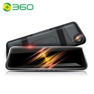 360 M320 全面屏流媒体后视镜 行车记录仪+后拉摄像头 298元