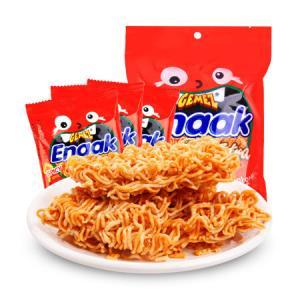印尼进口小鸡香辣味干脆面 84g *2件 15.3元(合7.65元/件)