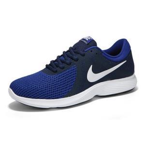 NIKE耐克男鞋跑步鞋REVOLUTION 4 EU网面轻质透气减震运动鞋AJ3490_414299元