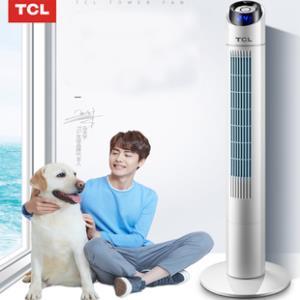 TCL电风扇家用塔扇遥控定时落地扇  券后¥89