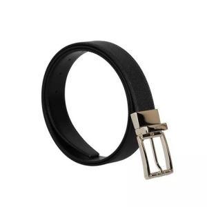 BALLY 巴利 男士 牛皮针扣皮带 黑色 110cm959.04元