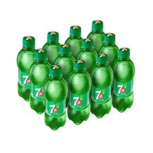7喜柠檬味汽水碳酸饮料330ml*12瓶14.63元