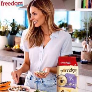 澳洲进口脱脂低卡健身燕麦片2斤  券后¥35