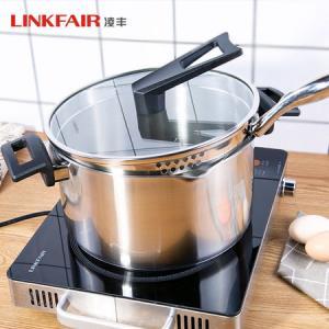 LINKFAIR 凌丰 LFTG-SB24SC 不锈钢汤锅 5L 凑单品110.7元  ¥179