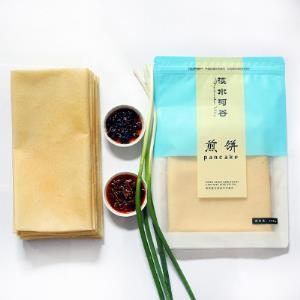 淡水河谷 小米煎饼500g 券后5.5元