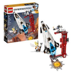LEGO 乐高 Overwatch 守望先锋系列 75975 监测站直布罗陀 509元包邮(双重优惠)