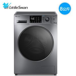23日0点:            LittleSwan 小天鹅 TG80V86WMDY5 变频滚筒洗衣机 8公斤 3449元包邮