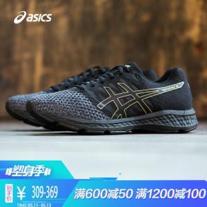 ASICS亚瑟士跑鞋男士EXALT专业运动减震跑步鞋官方正品T8D0Q-9094 309元