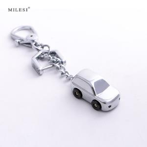 米勒斯网红小汽车钥匙扣情侣款挂件 券后40元