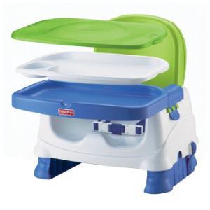 京东PLUS会员:            Fisher-Price 费雪 P0109 宝宝小餐椅 148元包邮(需用券)
