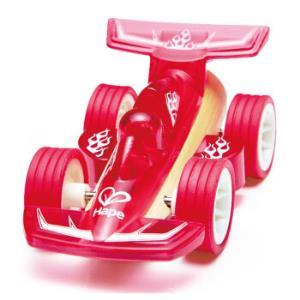 德国(Hape)方程式赛车儿童玩具男孩儿童赛车玩具车 3岁  E5500 男孩女孩生日礼物儿童节礼物 *2件 19.9元(合9.95元/件)
