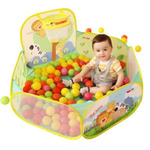 AOLE-HW 澳乐 室内玩具海洋球游戏屋 49元