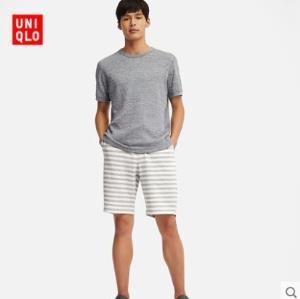 UNIQLO优衣库417216男士短裤 59元