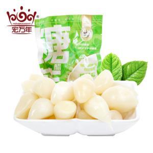宏万年糖醋蒜1000g14.8元(需用券)