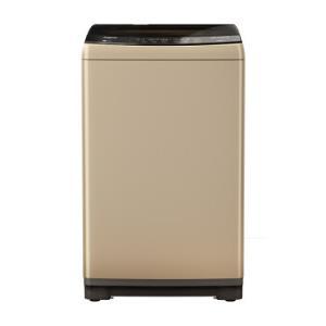 三洋(SANYO)9公斤波轮洗衣机全自动直驱变频大容量速溶洗(凯撒金)XV9 1899元