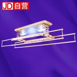 京东PLUS会员:MAPLEFASHION枫尚D0013Y电动晾衣架 799.5元包邮(1件5折)