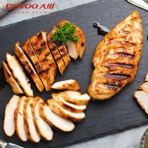 大用鸡胸肉鲜冷冻速食生鲜刷脂代餐2Kg健身餐去皮鸡大胸鸡胸脯肉69元(需用券)