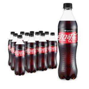京东PLUS会员、限西北:Coca-Cola可口可乐Zero零度汽水碳酸饮料500ml*12瓶28.9元,可优惠至25.15元
