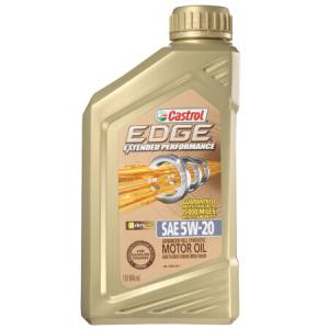 Castrol嘉实多EDGE极护长效EP5W-20A1/B1SN全合成机油1Qt*10件 468元(合46.8元/件)