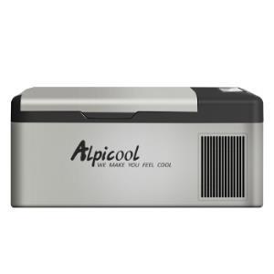 Alpicool冰虎C15车载冰箱15L 568元