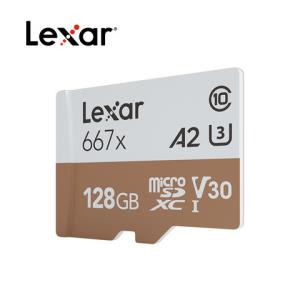 Lexar雷克沙667xmicroSDXCA2UHS-IU3TF存储卡 94.9元