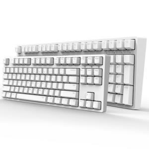 iKBCW2002.4G无线机械键盘(Cherry红轴、PBT)388元