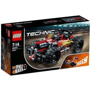 LEGO乐高Technic机械组系列高速赛车42073火力猛攻*3件 276.92元(合92.31元/件)