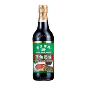 珠江桥牌蒸鱼豉油500ml*17件 106.61元(需用券,合6.27元/件)