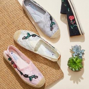 SKECHERS斯凯奇66666190女士蕾丝刺绣单鞋 259元(需用券)