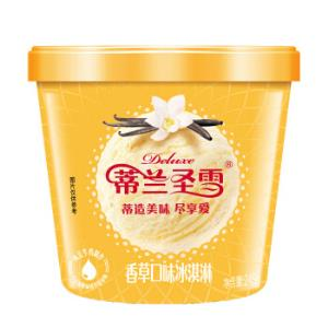 限上海:蒙牛蒂兰圣雪香草口味雪糕冰淇淋245g*16件 85.2元(多重优惠)